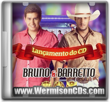 [CD] Bruno & Barretto - Farra, Pinga e Foguete (2015)
