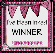 Inky Impressions Winner