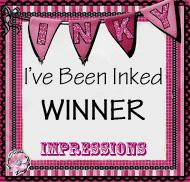 Inky Impressions Winner