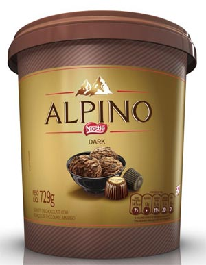 Nestle Dark Chocolate Alpino