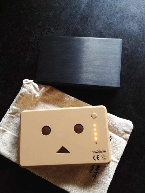 cheero Power Plus 10400mAh DANBOARD Version