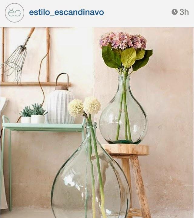 Inspiración para decorar con objetos consiguiendo focos de atención