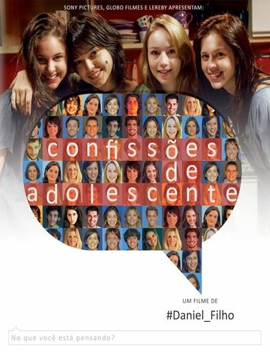 Ver Confissões de Adolescente (Confessions of a Teenager) (2013) Online