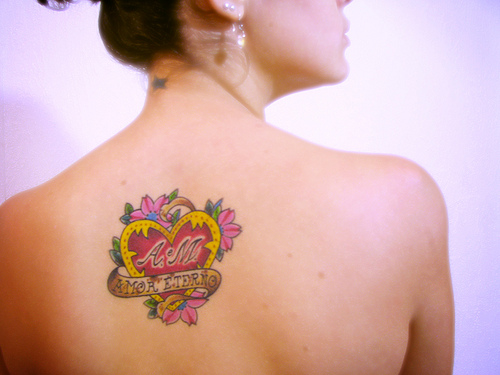 Tatuagens Femininas Ladies