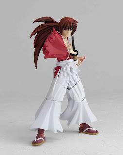Revoltech Yamaguchi Rurouni Kenshin - Kenshin Himura