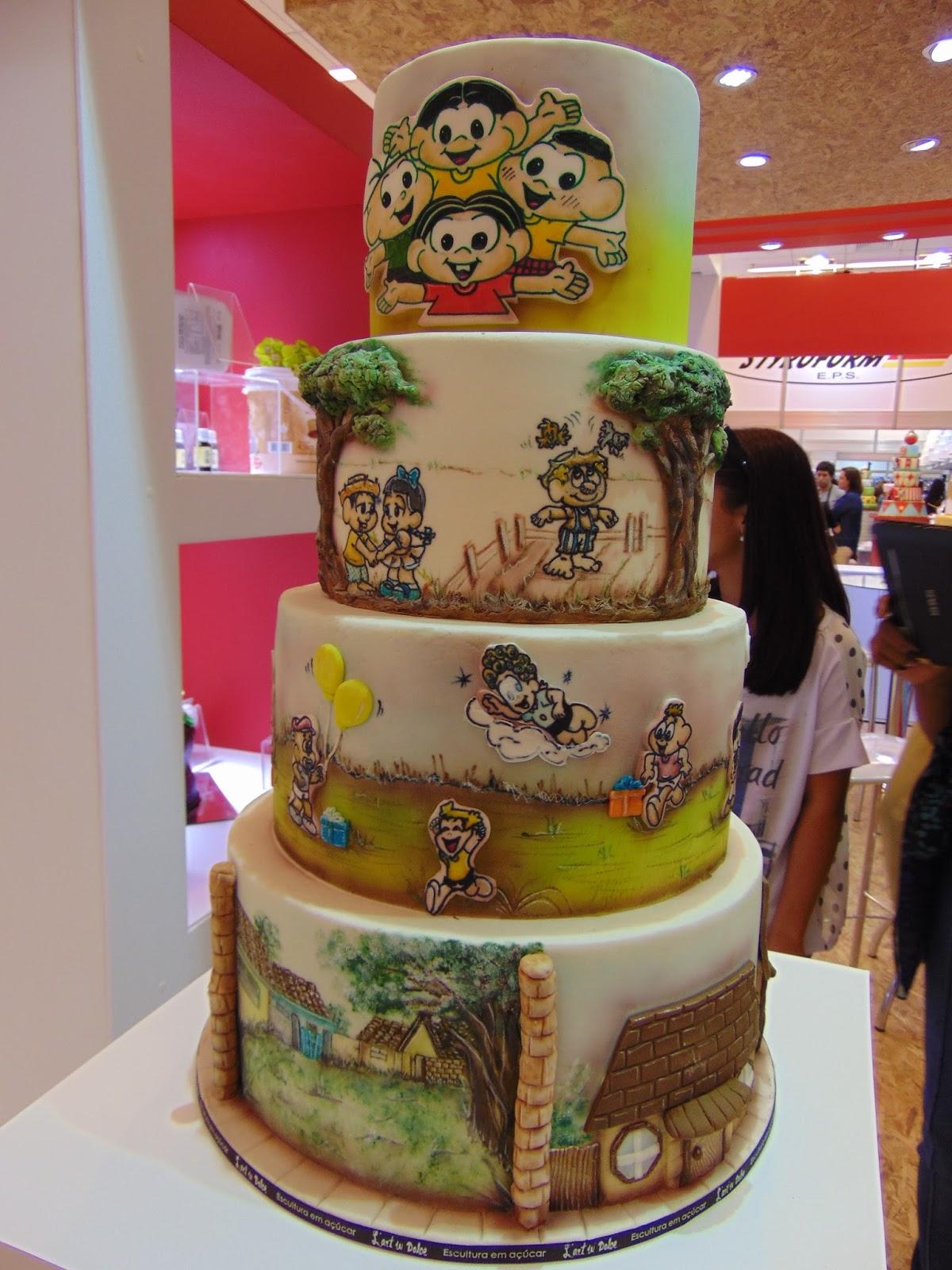 Exposition Cake Design : Raspa do Tacho: Expo Brasil Chocolate e Expo Cake Design ...