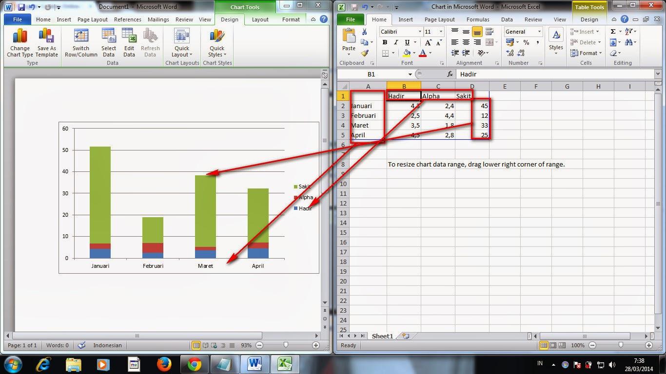Cara membuat grafik diagram pada microsoft office word 2007 2010 dan jadi itulah tutorial mudah cara membuat grafik diagram batang pada microsoft office word 2007 2010 dan 2013 ini gimna kawan kawan tidak susah kanso pasti ccuart Choice Image