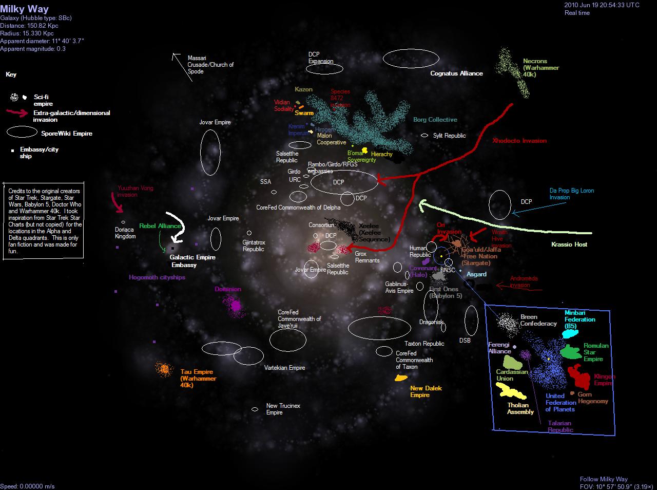 galaxy+map