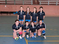 equipo voleibol infantil Constantina 2011