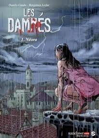 Les Damnés (En Librairie le 18 mars 2015)