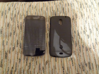 Diztronic Samsung Galaxy Nexus TPU case
