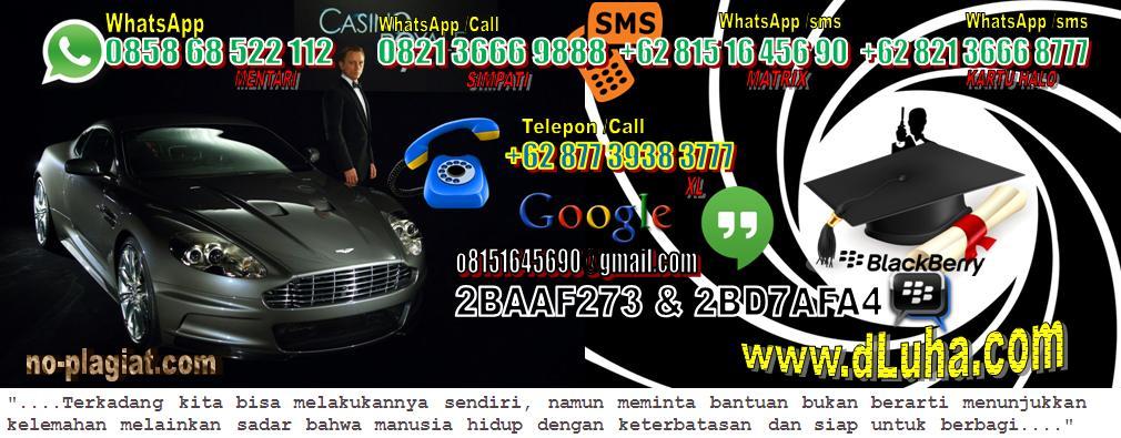 0821 3666 8777 Jasa Skripsi Malang