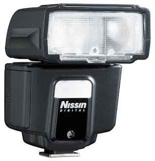 Nissin I40FJ Flash for Fuji