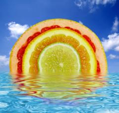 Польза цитрусовых фруктов