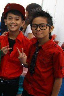 Foto Iqbal dan Aldy Coboy Junior   Foto Iqbal Coboy Junior