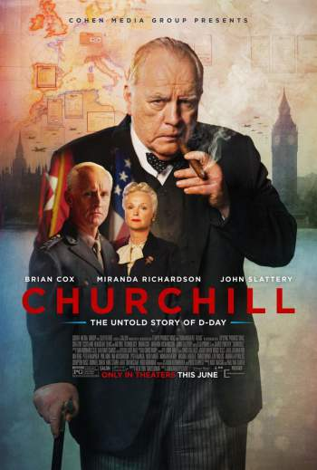 Churchill Torrent – BluRay 720p/1080p Dual Áudio