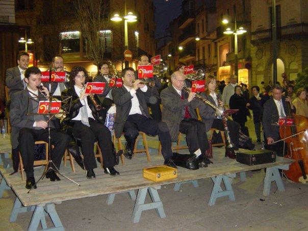Cobla Barcelona - Joaquim Serra