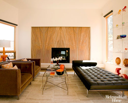 The Deco Blog Mid Century Modern Design And Symmetry