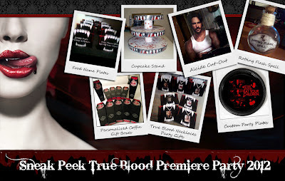 True Blood Party @ Northman's Party Vamps