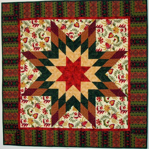 Debby Kratovil Quilts: Christmas Quilts - Day 1 (and free pattern) : quilt in a day patterns free - Adamdwight.com
