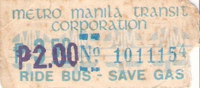 MMTC ticket