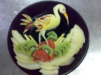 Creative Salad Designs for your Wedding, Party or Dinner Table