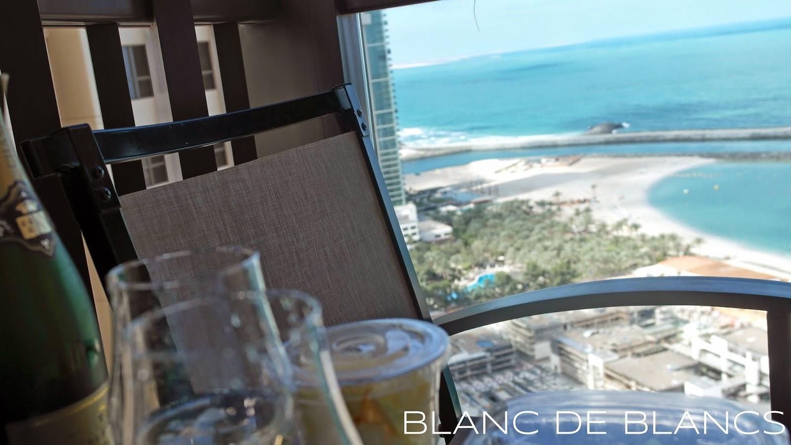 Samppanjabrunssi Dubaissa - www.blancdeblancs.fi
