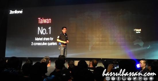 Harga rasmi dan spesifikasi Zenfone 2 Malaysia