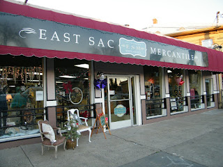 More Holiday Shopping in East Sacramento