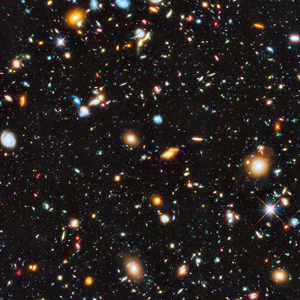 The Hubble Ultra Deep Field 2014