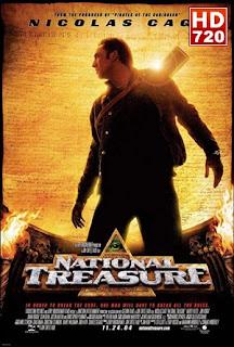La búsqueda:La Leyenda Del Tesoro Perdido (2004)