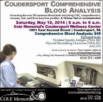 5-10 Comprehensive Blood Analysis