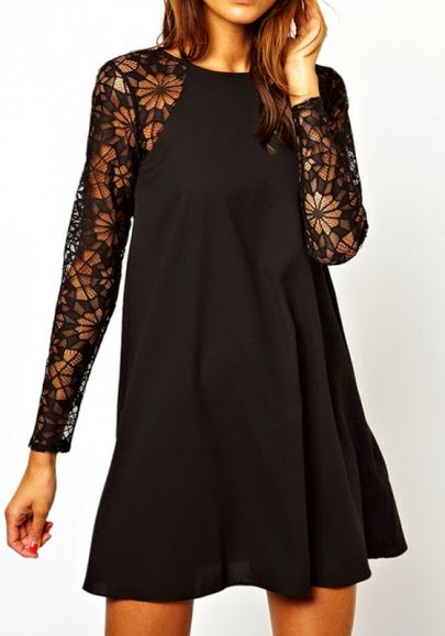 Top 5 Beautiful Long Sleeve Lace Dress