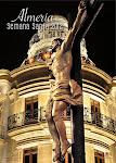 Cartel Semana Santa Almería 2012