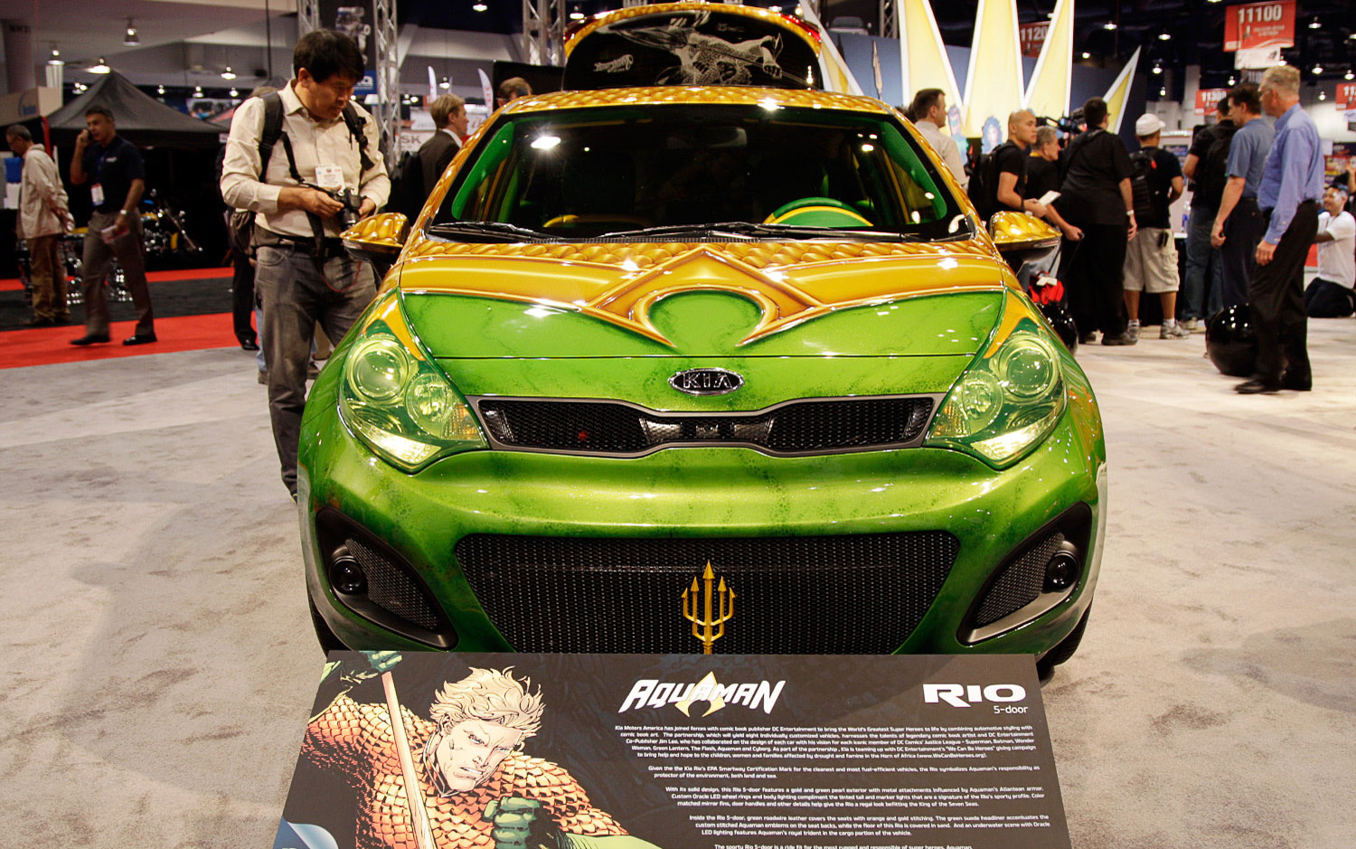 Cars Model 2013 2014 Kia Justice League Concepts