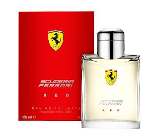 Perfume Ferrari Red 125ml Masculino EDT Scuderia Ferrari