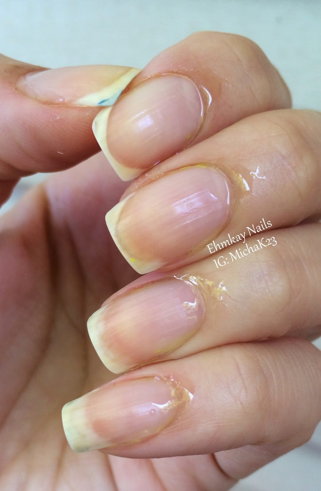 ehmkay nails: Different Dimension Cosmologically Speaking Swatches ...
