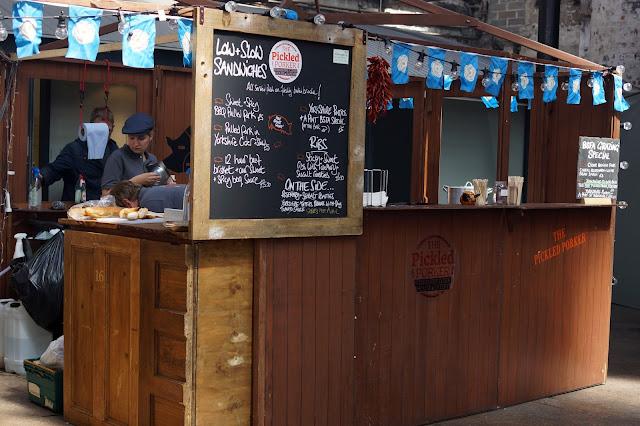 Hello Freckles British Street Food Awards Newcastle Pickled Porker