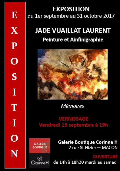 EXPO MÂCON 'Mémoires'