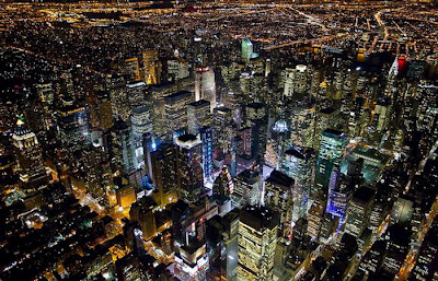 New York At Night Seen On www.coolpicturegallery.us
