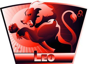 Leo Zodiac Symbol Sign
