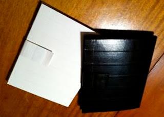 Membuat Sendiri Cover untuk HP, Tablet, ipad, DLL dari Kertas dan Isolasi