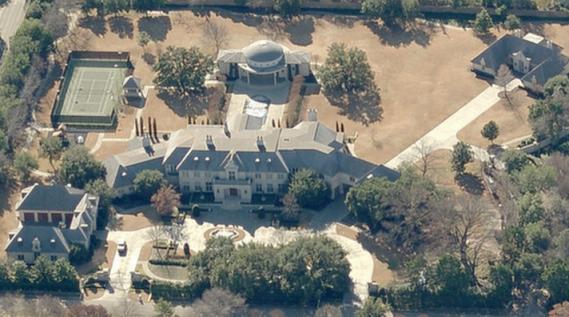 mark cubans million dollar mansion estate, hover_share