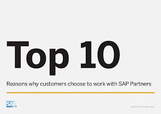Top 10 reasons to choose SAP