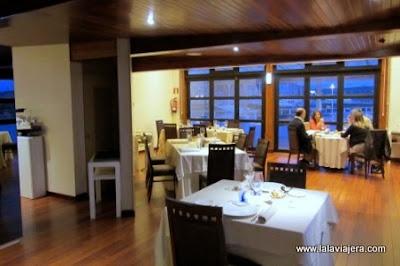 Restaurante Puerto Gijon, Estrella Michelin
