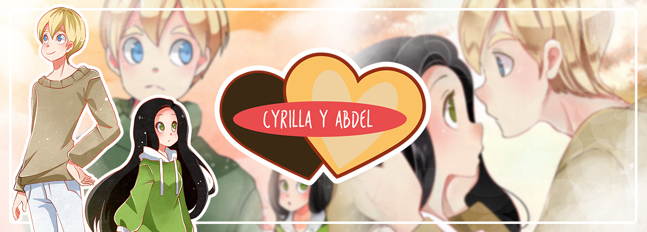 ♥Cyrilla y Abdel♥