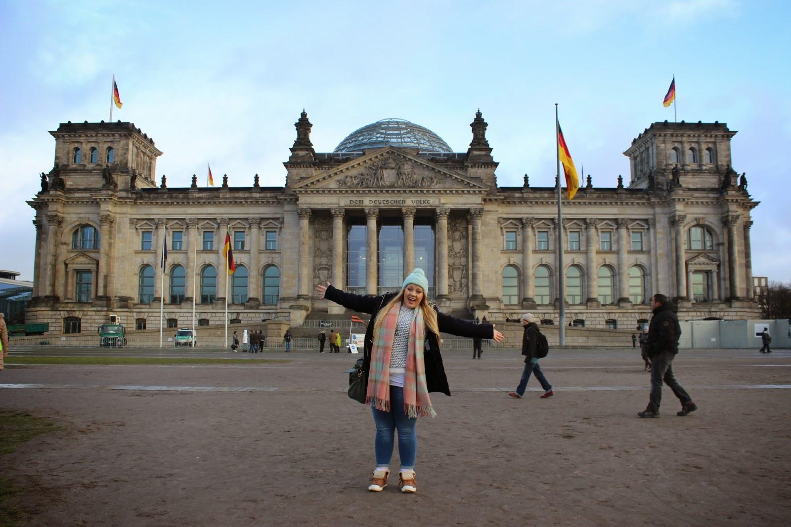Berlin Reichstag Building