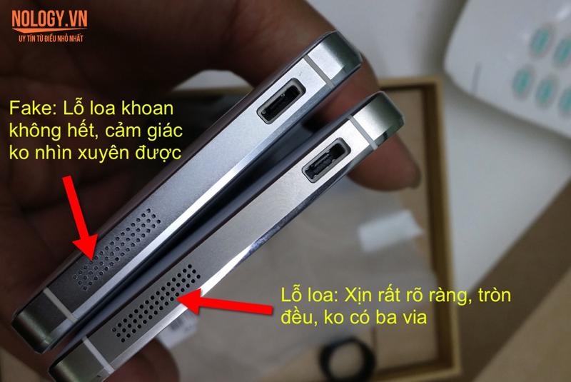phân biệt Xiaomi Mi4 xịn và nhái như thế nào