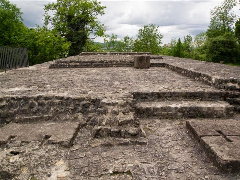 Augusta Raurica - Templo
