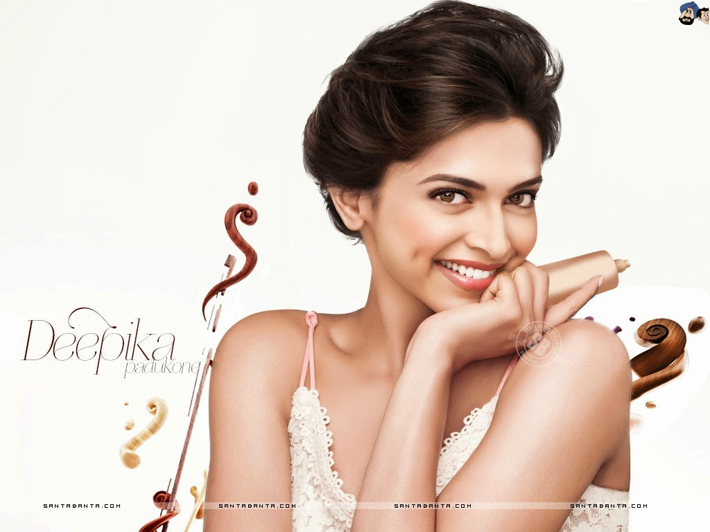Hot HD Wallpapers of Deepika Padukone